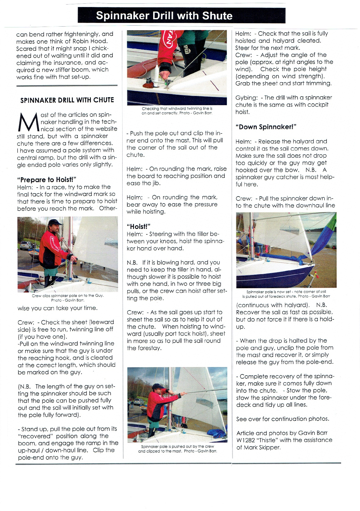 Spinnaker with Chute p1